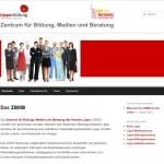 Webseite zbmb
